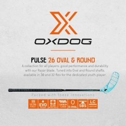 OXDOG PULSE 26 GM