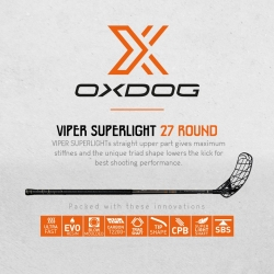 OXDOG VIPER SUPERLIGHT 27 GM