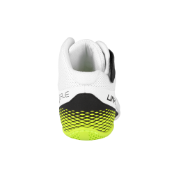 Buty UNIHOC U4 GOALIE white/yellow